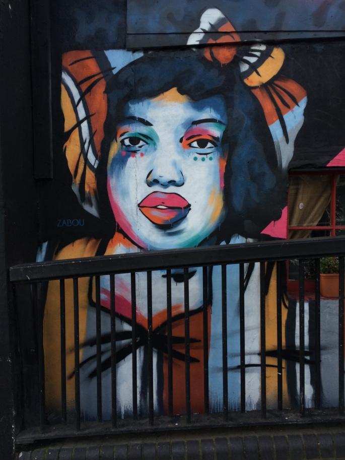 Hoxton Street Art