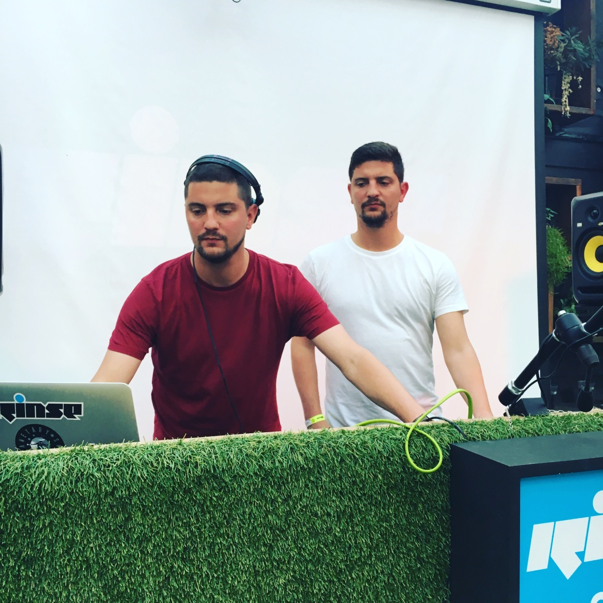 Rinse Fm Dalston Roof Party Featuring Fabio Amp Grooverider